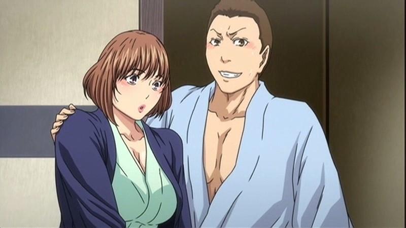 妻が温泉でサークル仲間の肉便器になったのですが… AnimeEdition1