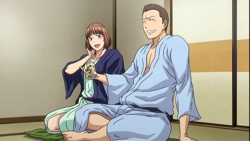 妻が温泉でサークル仲間の肉便器になったのですが… AnimeEdition6