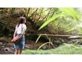 信州の大自然に囲まれたド田舎に住む美巨乳少女に会いに行きました。山本咲良 18才のサンプル画像