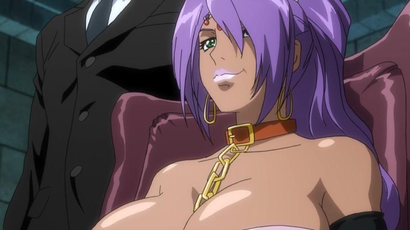 鋼鉄の魔女アンネローゼ 03 魔女の懲罰:Witchpunish2