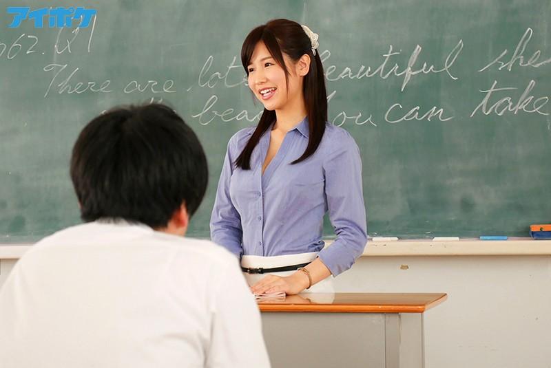 桜空もも 神乳女教師もも先生のマンツーマン誘惑授業 桜空もも 先生が君をオトナにしてあげる…サンプルイメージ11枚目