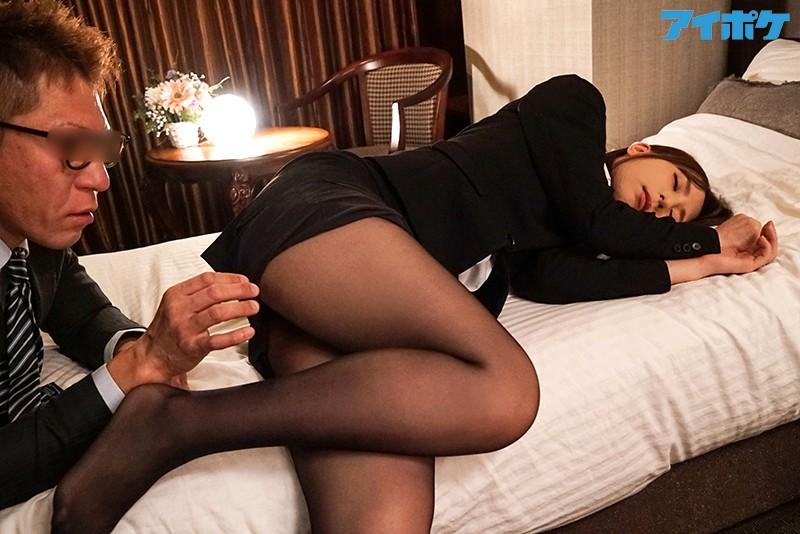 希崎ジェシカ 出張先相部屋NTR 絶倫の部下に一晩中何度も中出しされた女上司サンプルイメージ2枚目