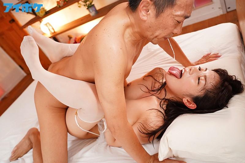 楓カレン おじさん大好き痴女美少女が中年チ○ポを射精へ誘う焦らし寸止め舐めまくり性交サンプルイメージ3枚目