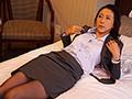 出張先相部屋NTR 絶倫の部下に一晩中何度も中出しされた巨乳女上司 松下紗栄子のサンプル画像3