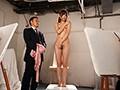 愛する夫のためにヌードモデルになった美人妻 羞恥にしたたる背徳の愛液 希島あいりのサンプル画像5