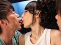 本城小百合の濃厚な接吻とSEXのサンプル画像