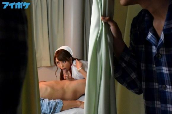 百合咲うるみ エロ痴女ナースは口内射精がお好き 過激で刺激的 天然褐色肌ナースの凄絶な淫交テク炸裂!サンプルイメージ2枚目