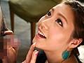 LOVE SEMEN くっさいくっさいザーメンお顔とお口にブチまけてーや! 舞島あかりのサンプル画像1