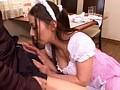 匂いたつパンストの誘惑 ~人妻ウェイトレス・涼子のムッチリ美脚~ 村上涼子のサンプル画像