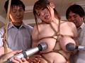 女教師緊縛奴隷~屈辱と快楽に悶える麻縄実習~ 井上瞳のサンプル画像