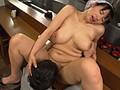 爆乳女将の豊満女体をたらふく堪能できる全裸食堂 春菜はなのサンプル画像6