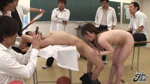 全裸NTR授業DQNな生徒に弱みを握られ羞恥という名の快楽を肉体に教え… のサンプル画像 4枚目