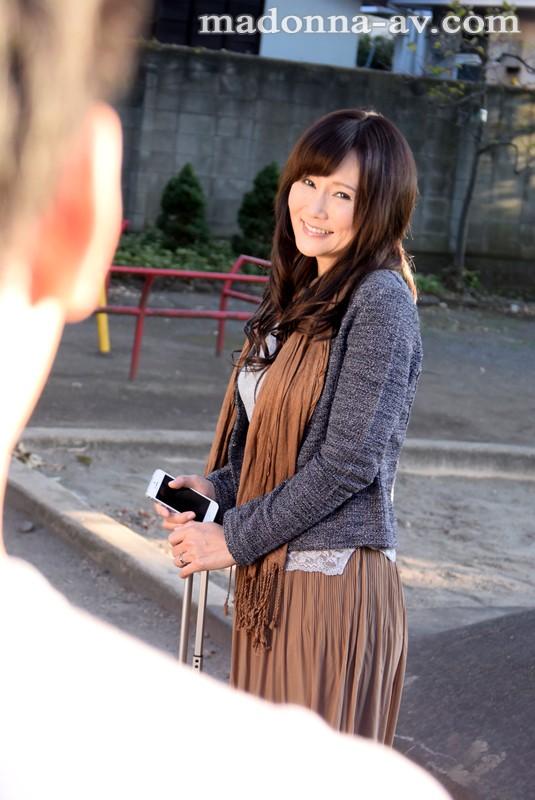 赤坂ルナ 母親の友達JUX-541-1