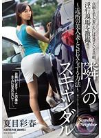 隣人のスキャンダル〜近所の美人妻とSEXをする方法〜 夏目彩春
