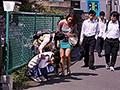 人妻女教師痴漢電車 〜恥辱の通勤猥褻に溺れて〜 友田真希のサンプル画像1