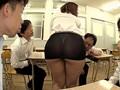 爆乳×ミニスカ×女教師 すけべなマラ喰い先生の肉欲性教育 櫻木ひびきのサンプル画像