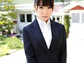 新人!kawaii*就職デビュ→ 私、AV女優を目指して上京しました。 愛須心亜のサンプル画像1
