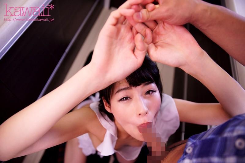 緒奈もえ 男くっさ~いおち●ぽが大好きなディープフェラ専門 おしゃぶり彼女サンプルイメージ5枚目