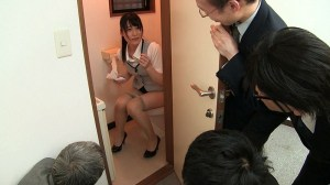 〜セクハラ専用OL改造プログラム・人妻パート社員かなで26歳〜ぶっかけ… のサンプル画像 5枚目