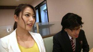 誘惑姉ギャル夏帆さんのヤリ過ぎオフィスカジュアル?!ぶっかけ!OLスーツ… のサンプル画像 8枚目