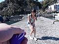 沖縄離島で生まれ育った天真爛漫な健康的褐色美少女が地元でセカンド・ヴァージンデビュー!! 安座間那海のサンプル画像
