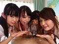kawaii*BEST 美少女限定!シコシコどっぴゅん 手コキ発射8時間のサンプル画像