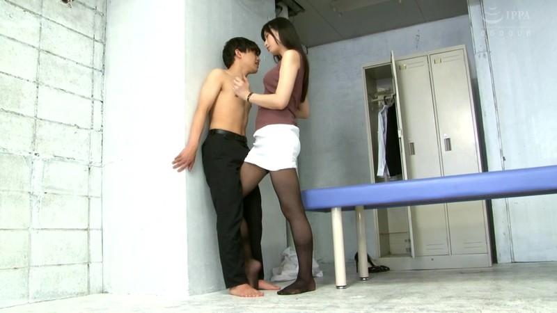 170cm長身痴女先生のい・け・な・いM男性教育 中条カノン3