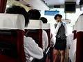 修学旅行で生徒に犯され続けたバスガイド 本田莉子のサンプル画像