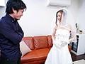 NTR ブライダルエステに通い詰める婚約者がエステティシャンの指テクで寝取られていた映像 阿部栞菜のサンプル画像