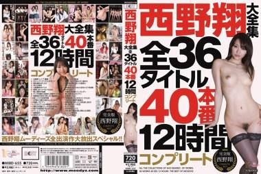 西野翔大全集 全36タイトル40本番 12時間コンプリート