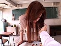 淫らな女教師 シャンドン萌のサンプル画像