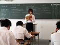 女教師レイプ輪姦 二宮沙樹のサンプル画像
