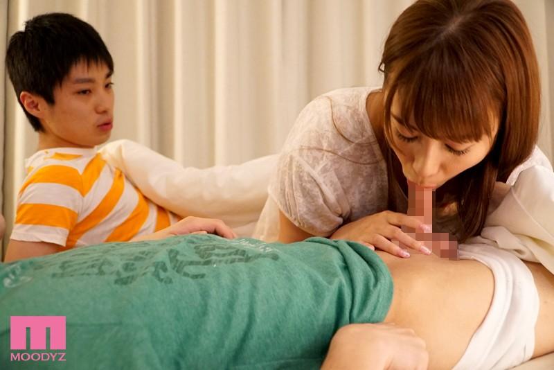 初川みなみ ショタコンお姉ちゃんのお泊まり誘惑セックスサンプルイメージ6枚目