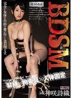 BDSM 緊縛×拘束具×人体固定 神咲詩織