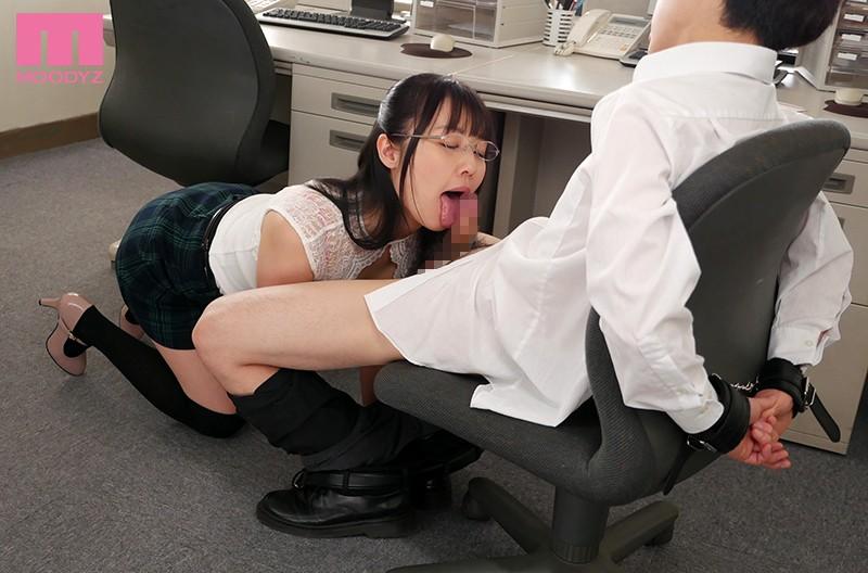 つぼみ からかい上手の文系先生はチンしゃぶ大好き女! 教え子の身動きを奪いジュポジュポ口内暴力精液ごっくん!!サンプルイメージ1枚目