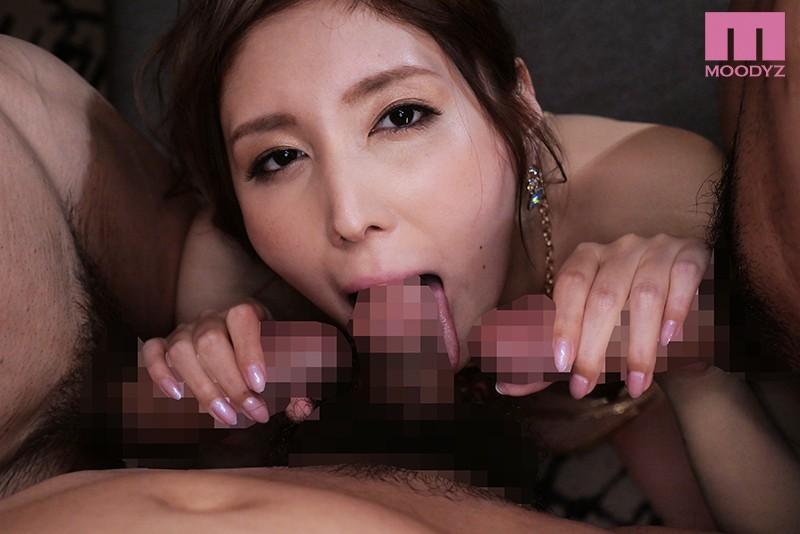 仲村みう 芸能人仲村みう初痴女!フェラチオ地獄Specialサンプルイメージ5枚目