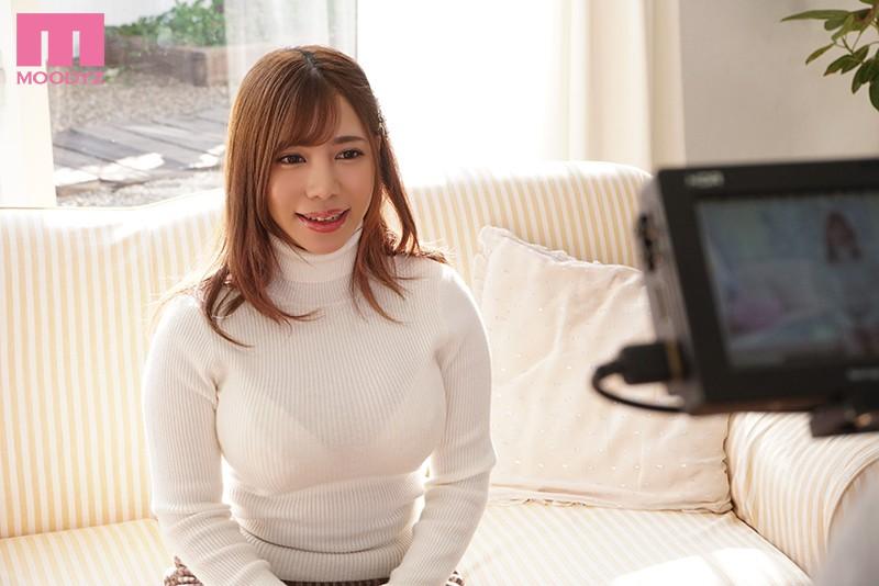 夢見るぅ Iカップ爆乳グラビアアイドル AV解禁サンプルイメージ1枚目