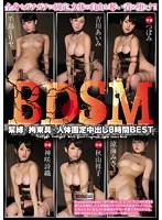 BDSM 緊縛×拘束具×人体固定中出し8時間BEST