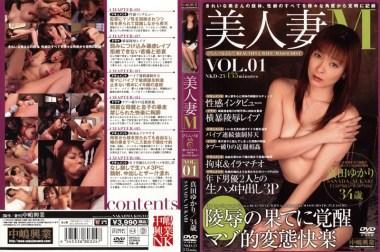 美人妻M VOL.01 真田ゆかり