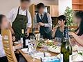 泥酔SSKNTR 妻の会社の飲み会ビデオ9 新メニュー試食会つまみ食い編のサンプル画像