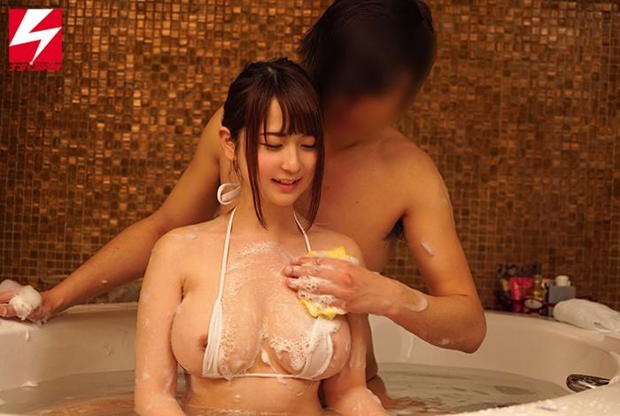 ナンパJAPAN検証企画!「絆を深めるには混浴が一番って知ってました… のサンプル画像 5枚目