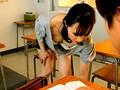 僕を無意識に誘惑する浮きブラ女教師 寺林伸子のサンプル画像