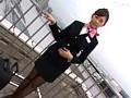 ギリギリモザイク パコパコ航空CA 小川あさ美のサンプル画像