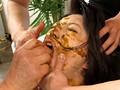 食糞中出しアナル拘束セレブ糞豚便器 鮎原いつきのサンプル画像