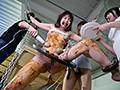 囚われの糞豚奴隷 槇原愛菜のサンプル画像9