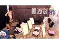 某女子大の美術部に潜入!(5)〜ヌードデッサンモデルにフェラチオまでしてしまう美人部員のサンプル画像12