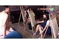 某女子大の美術部に潜入!(5)〜ヌードデッサンモデルにフェラチオまでしてしまう美人部員のサンプル画像2