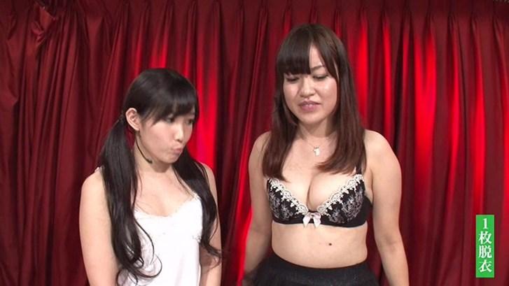 女流雀士と4P!脱衣マージャンLIVE2014秋 濃縮版4