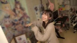女子宅お泊まりドキュメントアニヲタ純真女神成田つむぎちゃんのお家でゴム… のサンプル画像 1枚目