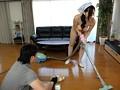 全裸巨乳家政婦 佐山愛のサンプル画像